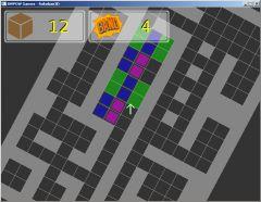 Sokoban3d - map view