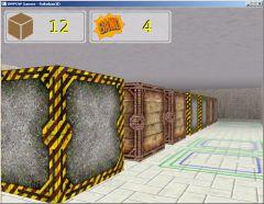 Sokoban3D - gameplay
